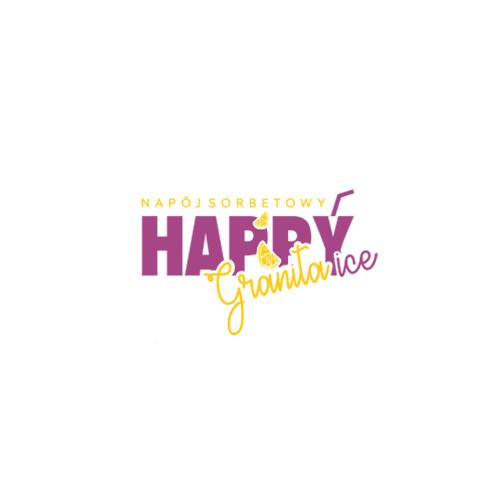 Logo HAPPYice Granita Firma Siorbet