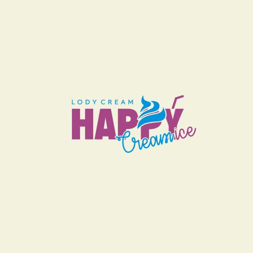 Logo HAPPYice Soft lody włoskie Firma SIORBET