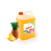 koncentrat do granitora slushy slush syrop do granity o smaku ananasowym HAPPYice standard siorbet