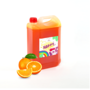 koncentrat do granity slush sirup o smaku pomarańczy orange HAPPYice siorbet